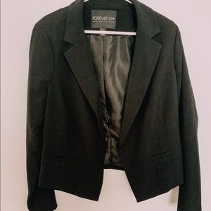 Forever 21+ blazer, NWOT SIZE XL